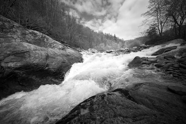 Garavot gorge. Best viewed large.