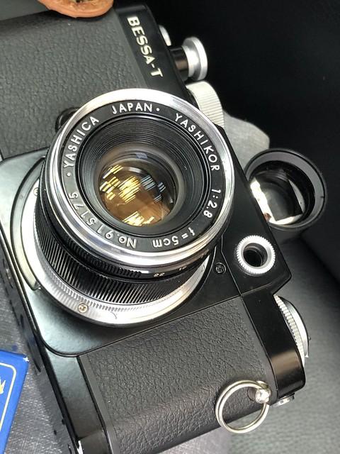 Yashica yashikor 50mm f2.8 L39的雅攝佳