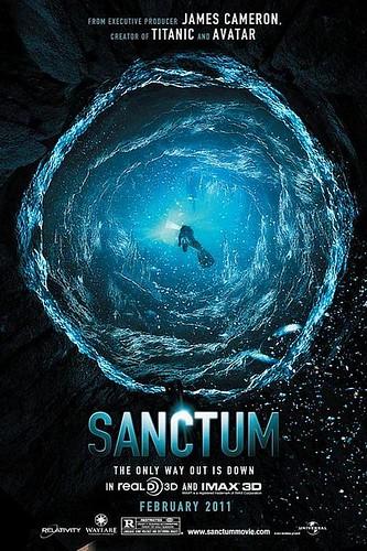 夺命深渊 Sanctum (2011) 海报