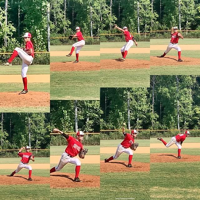 #delgado24 throwing