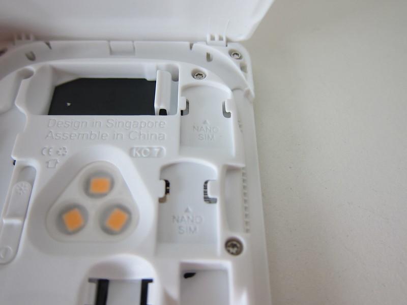 KableCard (KC7) - Nano-SIM Slots