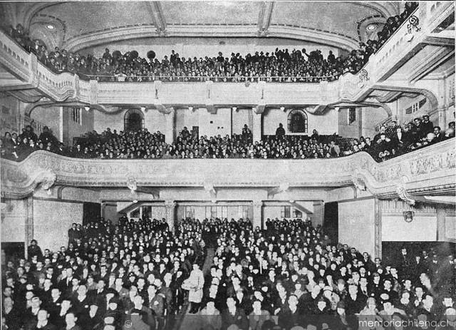1927 Teatro Carrera