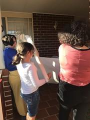 Social distancing - visiting grandparents