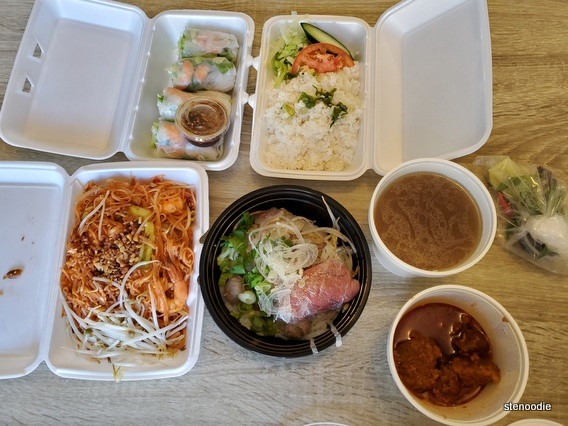 Pho Time Authentic Vietnamese Eatery takeout