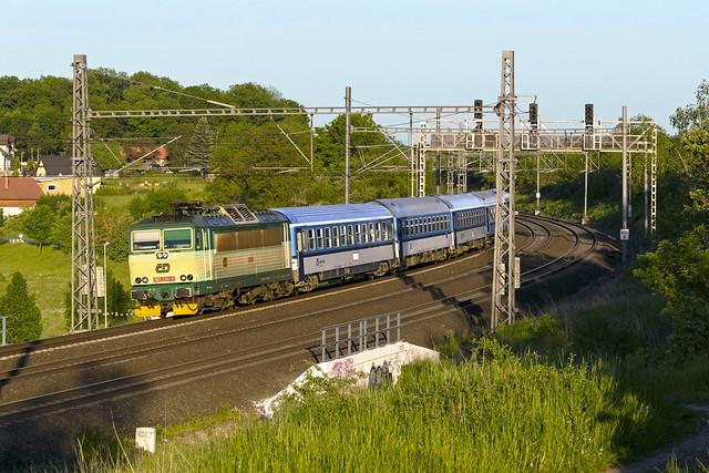 ČD 163 234-8 | R 940 | Praha - Kyje