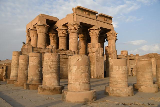 L'Égypte : le temple de Kôm Ombo