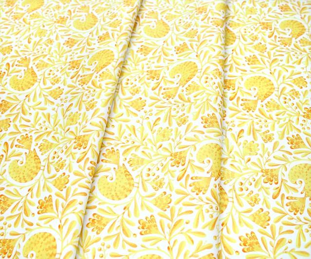 Cloud9 Fabrics Birds and Branches 219701 Olga