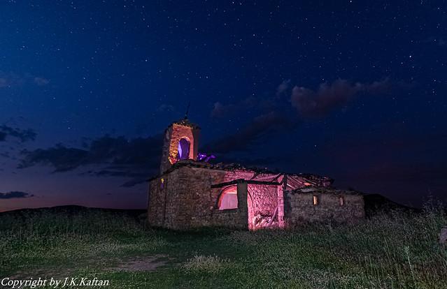 Waiting for the Milky Way ..., Esperando para la Vía Láctea...On Explore