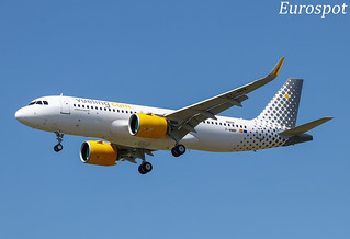 F-WWBP Airbus A320 Neo Vueling