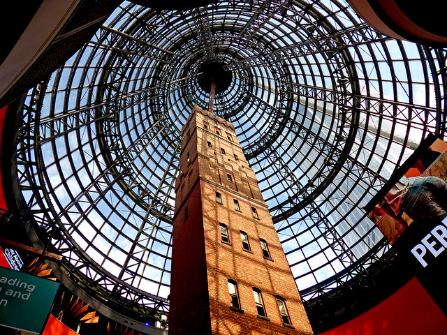 Coop's Shot Tower. Melbourne.