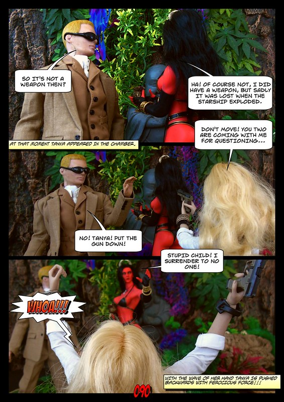 BAMComix - New Agent, New Problems - Chapter Six 49944308118_efb8f072de_c