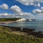17. September 2017 - 13:29 - Cuckmere and the Seven Sisters, East Sussex.