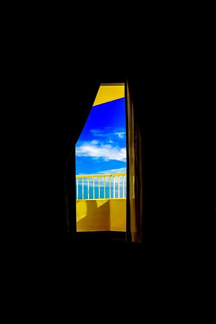 From my bed in Fuerteventura