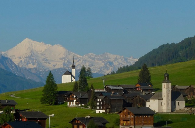 Weisshorn-Ritzigerstafel-Gluringen