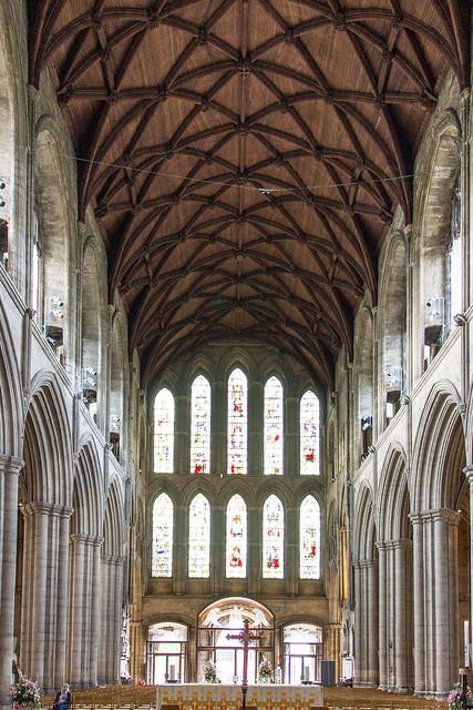 Ripon Cathedral, Ripon, England