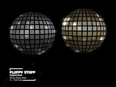 ::Fluffy Stuff:: Shiny Disco Balls