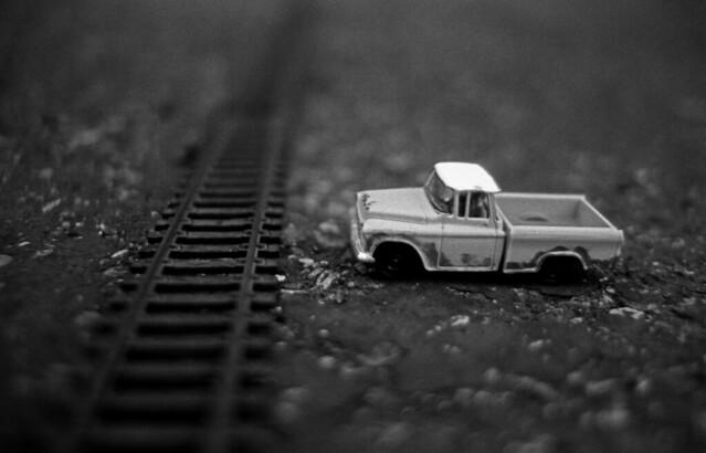 Corona Shot #14 - Track & Truck
