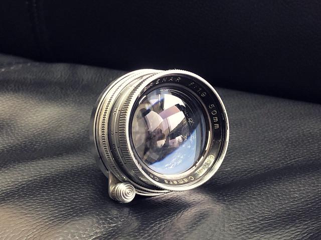 Canon Serenar 50mm f1.9 純靜之力