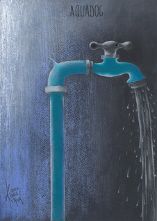 Day28: a water tap. (aquadog)