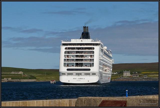 2012-07-18 Shetland Islands - Lerwick - MSC Lirica - 5