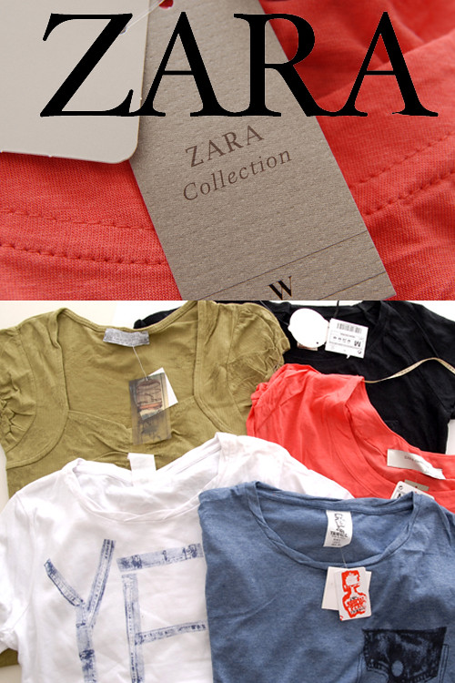 ZARA10枚2980円