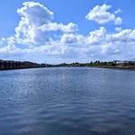 Flat Preston Dock basin