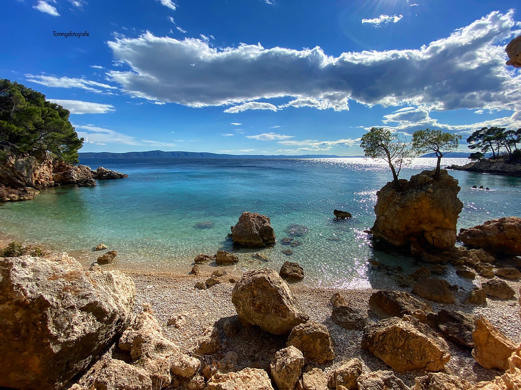 Hidden beaches are the best