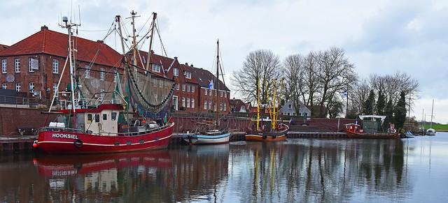 200114_WOM_E_D_NS-Nieders.-N-Neuharl.-S-Wilhelmsh.(299) - Stille im Hafen / Silence in the harbor