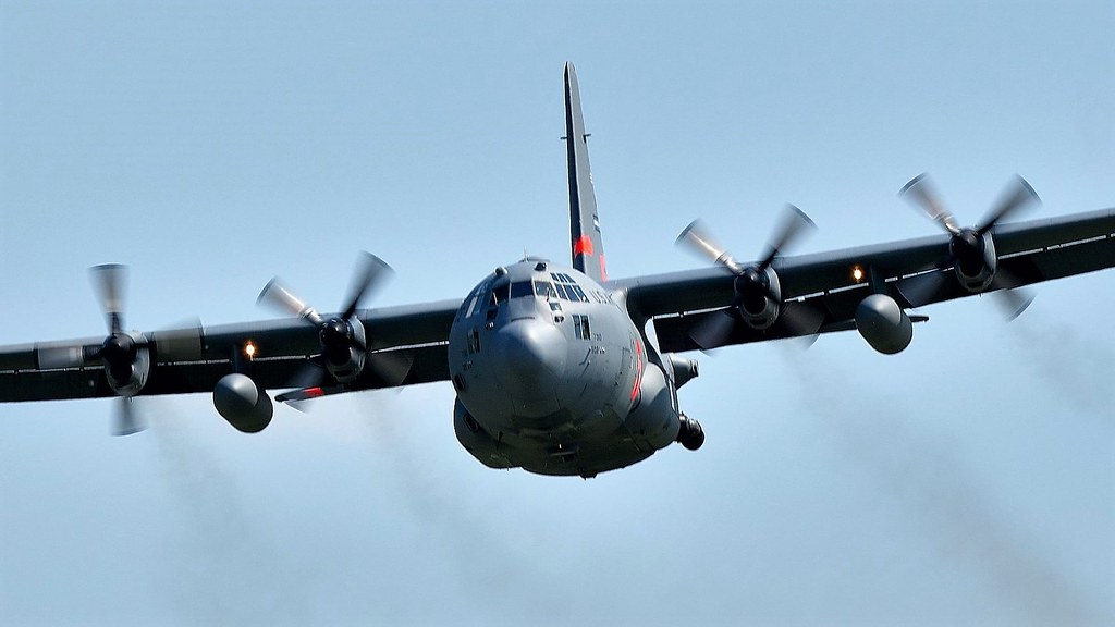 Lockheed C-130 Hercules USAF 731st Airlift Squadron 302nd Airlift Wing, USAF Air Reserve. 94-7310