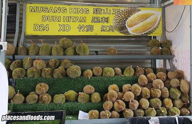 durian kajang sg chua 2020