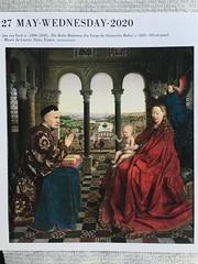 The Rolin Madonna (c.1435)