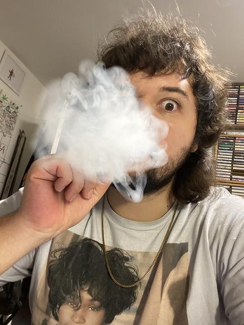 "High Huddle: The Memories' Rikky ""Free Weed"" Gage Unwraps His Marijuana Preferences"