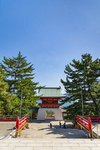 赤間神宮 Akama Shrine | by Propangas