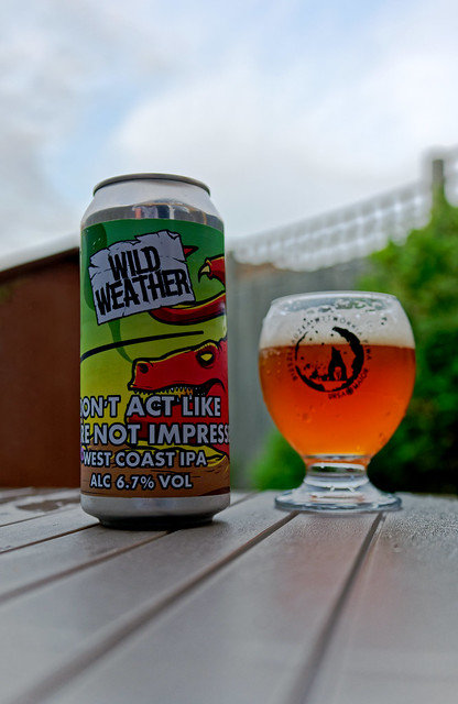 A West Coast IPA (6.7%) by Wild Weather Brewery (Don't Act Like Your Not Impressed) Panasonic DC-S & Lumix S Pro 16-35mm f4
