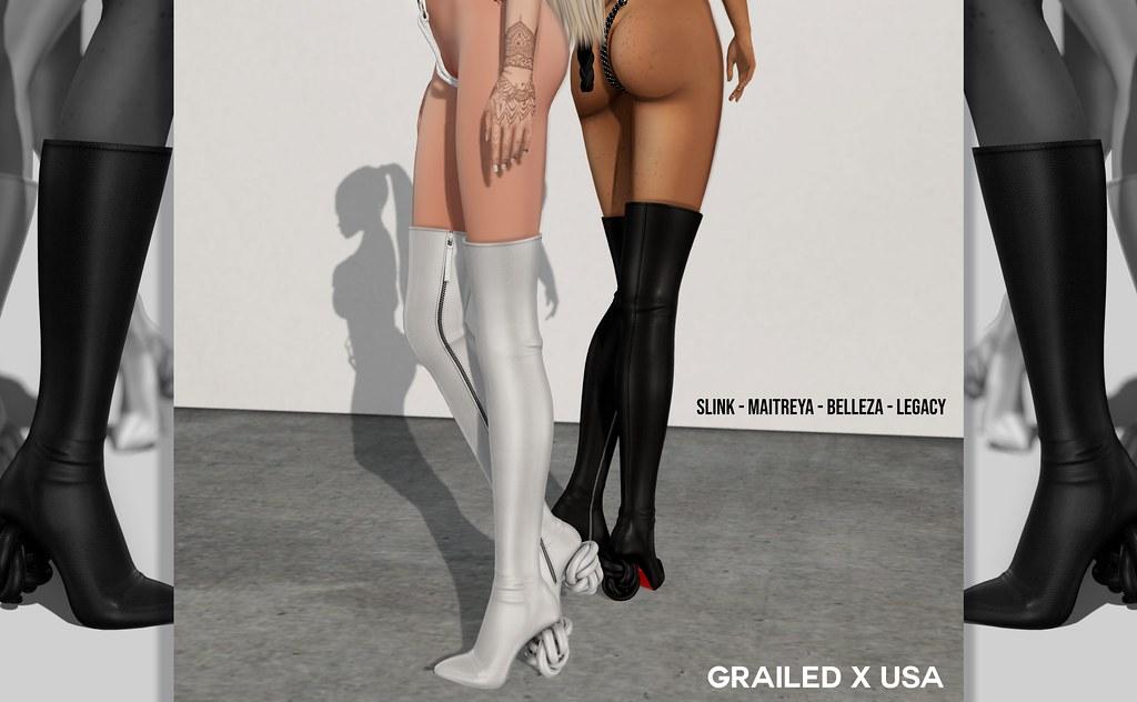 Bonded Heels Pack