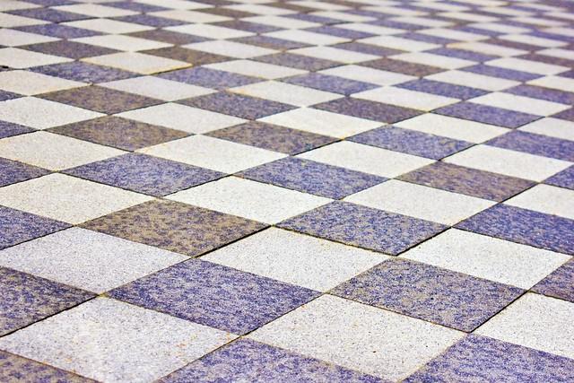 Walkway tiles