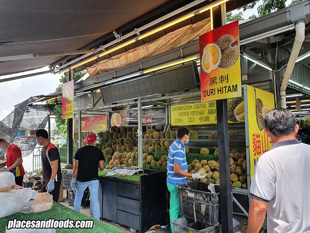 durian kajang sg chua