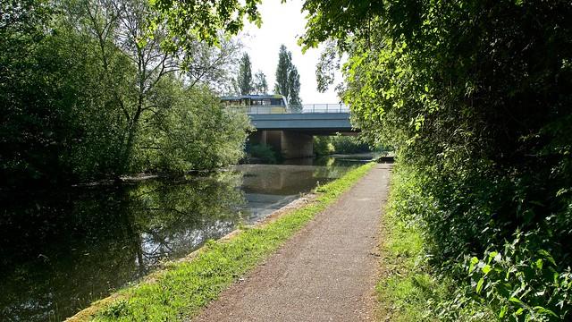 Parkway. Manchester Metrolink.
