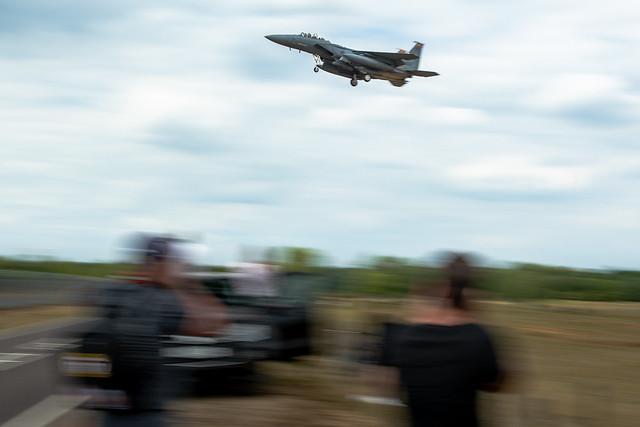 RAF Lakenheath 27th May