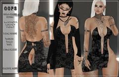 ::OOPS:: Anima Dress - Gothic