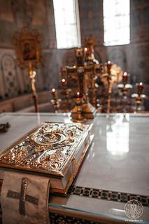 28.05.2020 | Литургия в Софийском соборе