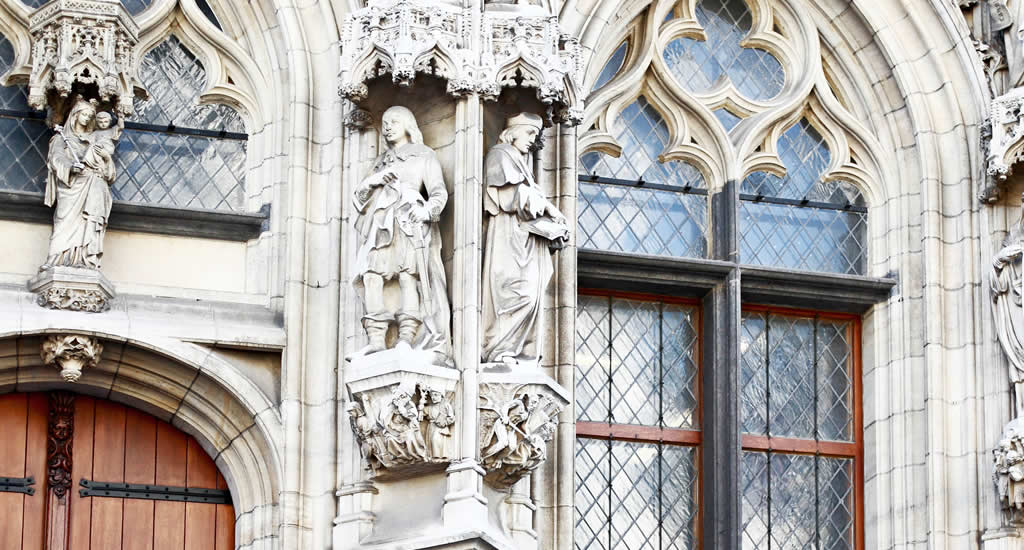 Bezienswaardigheden Leuven | Stadhuis van Leuven