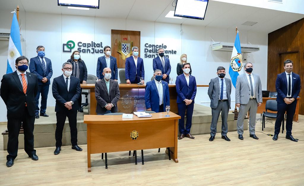 2020-05-28 Visita del Gobernador a la Municipalidad de la Capital