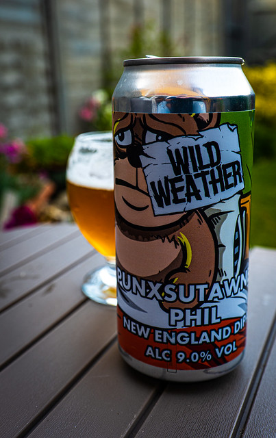 Wild Weather Punxsutawney Phil a Strong New England Double IPA - 9% (Panasonic DC-S1 & Lumix S Pro 16-35mm f4 Wide zoom) (1 of 1)