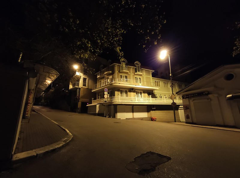Ширик ночью