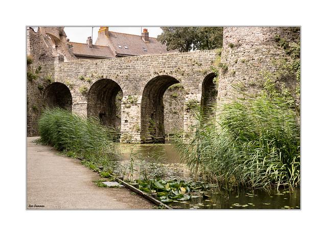Boulogne sur mer, ville fortifiée