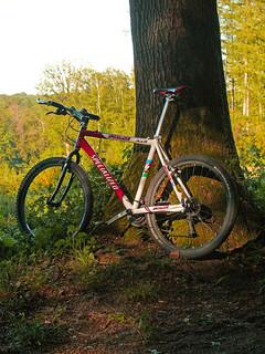 Specialized S-Works M4 mountainbike