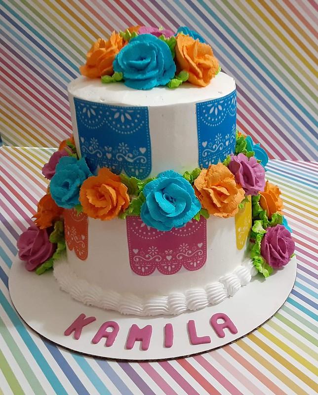 Cake by Monyka Garcia