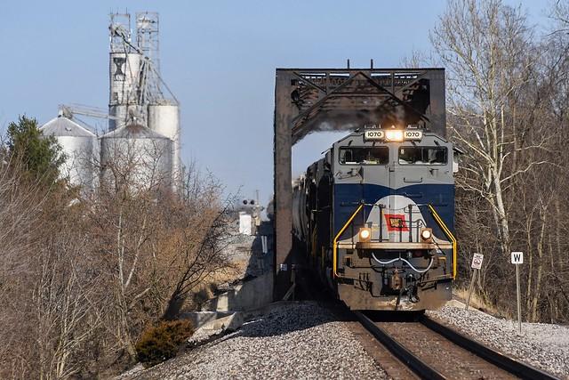 NS 55K - Oakwood, Ohio