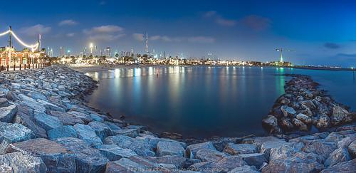 plage mer seascape beach landscape juin dubai jumeirah 2019 dubaï émiratsarabesunis nikond610 panorama nightscape